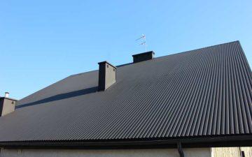 Pomaluj swój dach na nowo
